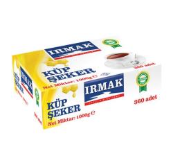 IRMAK KÜP ŞEKER 360 LI 1KGR